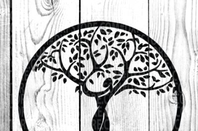 Life of tree , tree Tattoo ,Tree vector,Family tree