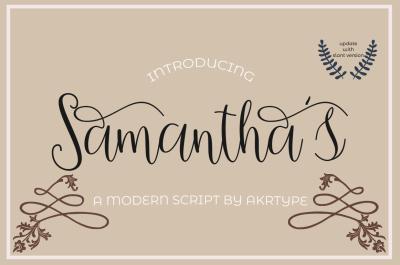 samantha script
