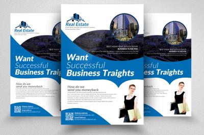 Builder's Trade Show Flyer Templates