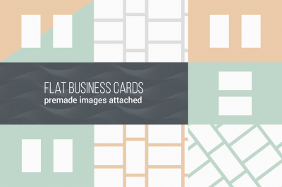 Business Card Mockup Bundle + Bonus