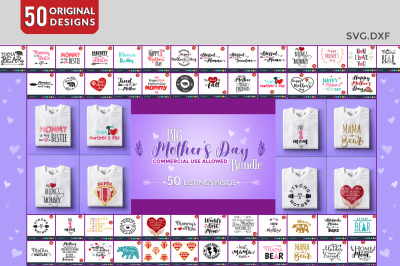 Mothers day bundle svg, mothers day, svg bundle.