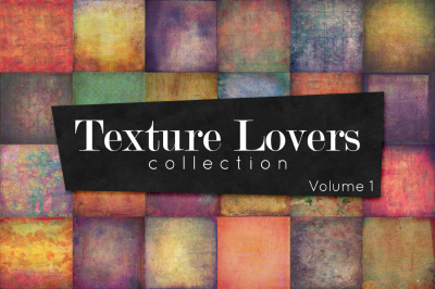 Texture Lovers Collection #1
