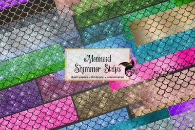 Mermaid Shimmer Strips