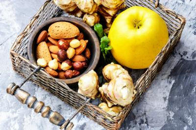 Healthy food composition