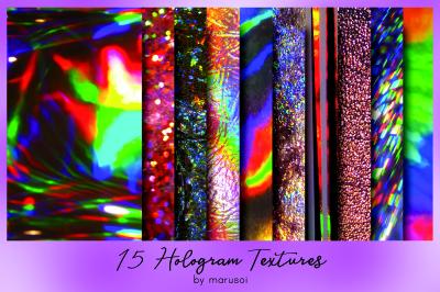 Hologram Textures