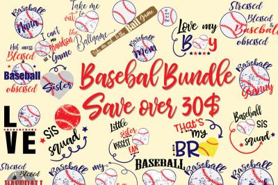 Baseball Bundle Svg-BASEBAL SVG
