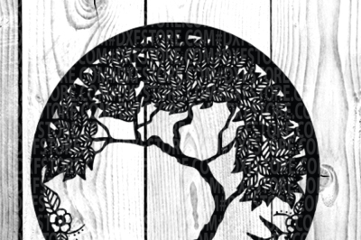 Tree,Life of tree,Family tree,SVG DXF EPS PNG for Cricut and sihlouett