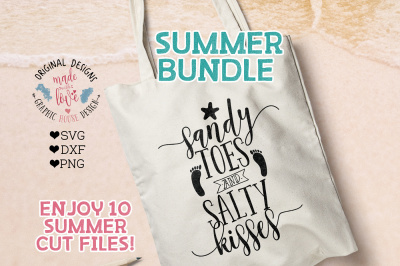 Summer Bundle Cut Files