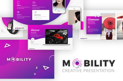 Mobility - Creative Presentation