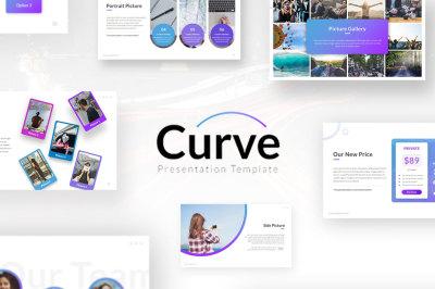 Curve - Creative Presentation
