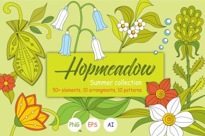 Hopmeadow. Summer collection.