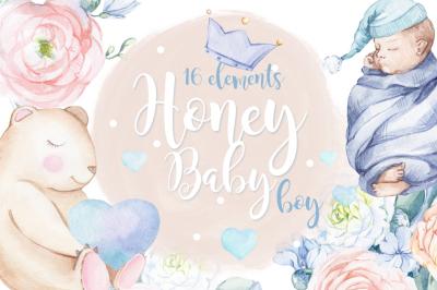 Honey Baby BOY