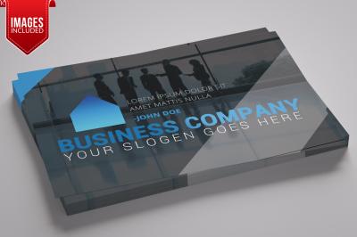 Landscape Business Flyer Template