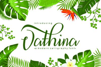 Vathina Script