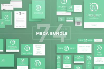 Design templates bundle | flyer, banner, branding |Womenswear Designer