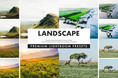 Landscape LR