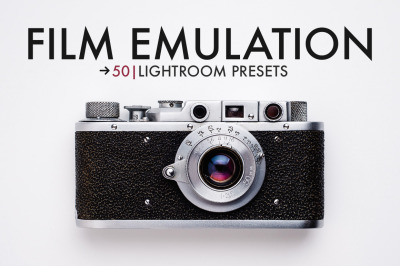FILM EMU Lightroom Presets