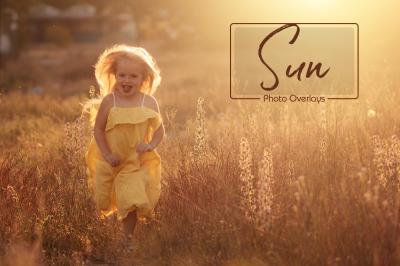 Sunlight Photo Overlays