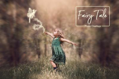 Fairy tale Overlays