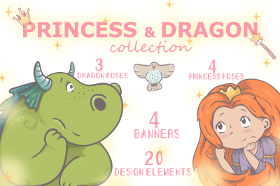 PRINCESS & DRAGON collection