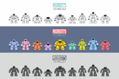Background of Robots
