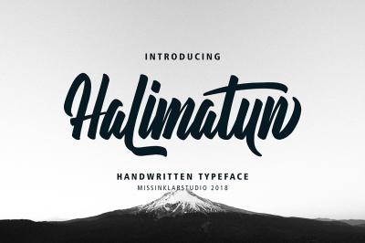 Halimatun Logotype