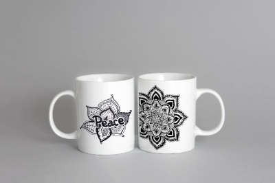 2 mug mockup 11oz mugs mock up template psd mock ups