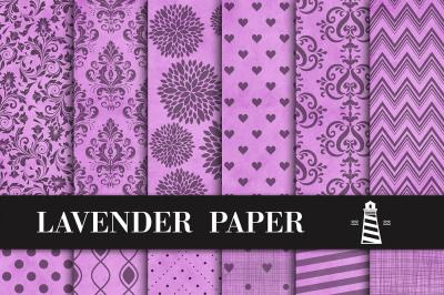 Lavender Patterned Backgrounds