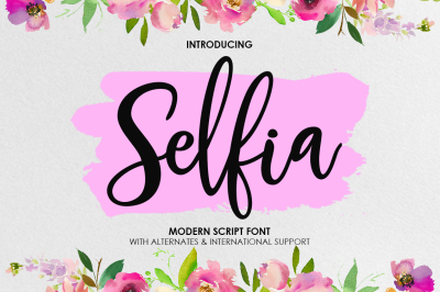 Selfia Script