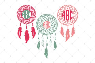 Dream Catcher SVG Files