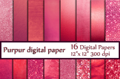 Pink foil digital paper,METALLIC DIGITAL PAPER