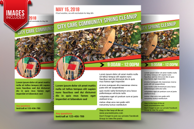 Environmental Flyer Template