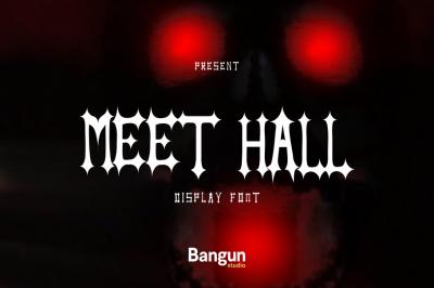 Meet hall