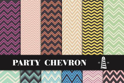 Chevron Zigzag Backgrounds