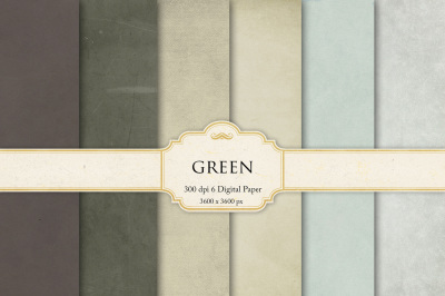 Green Digital Paper