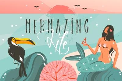 Mermazing Life