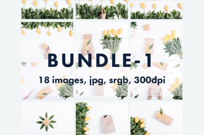 Bundle-1 stock photos