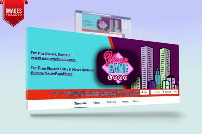 Online Game FB Cover