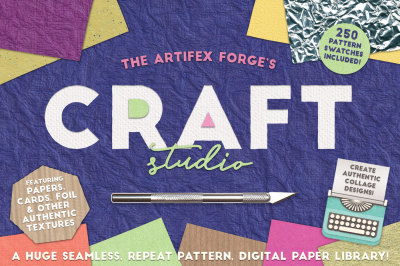 Craft Studio - Paper Textures & More