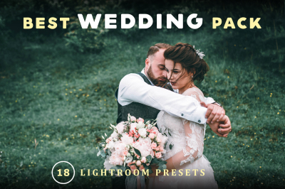Best wedding pack  Lightroom Presets