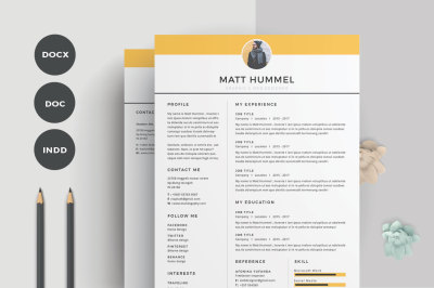 Resume / CV | Hummel