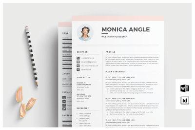 Resume / CV | Monica