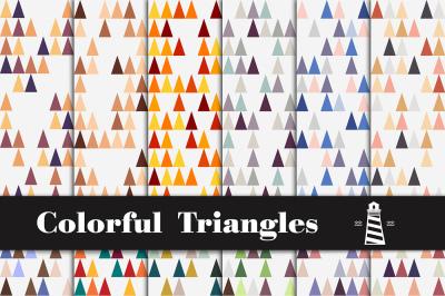 Triangle Digital Paper