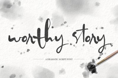 Worthy Story Script