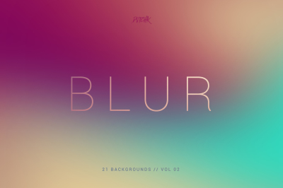 Blur | Smooth Backgrounds | Vol. 02