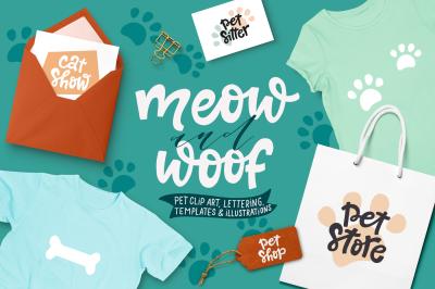 Meow&Woof Set