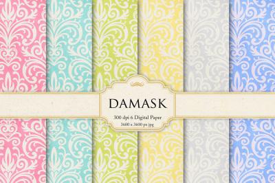 Damask Digital Paper