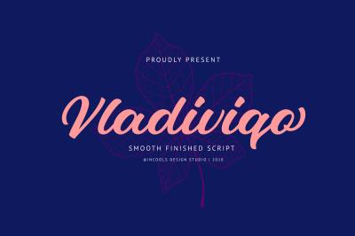 Vladiviqo - a smooth script
