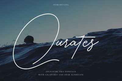 Qurates Signature Two with Alt