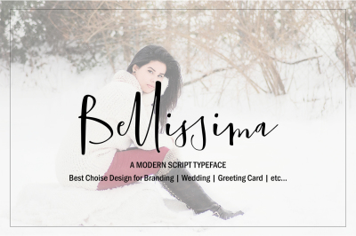 Bellissima Script | END OF YEAR PROMO